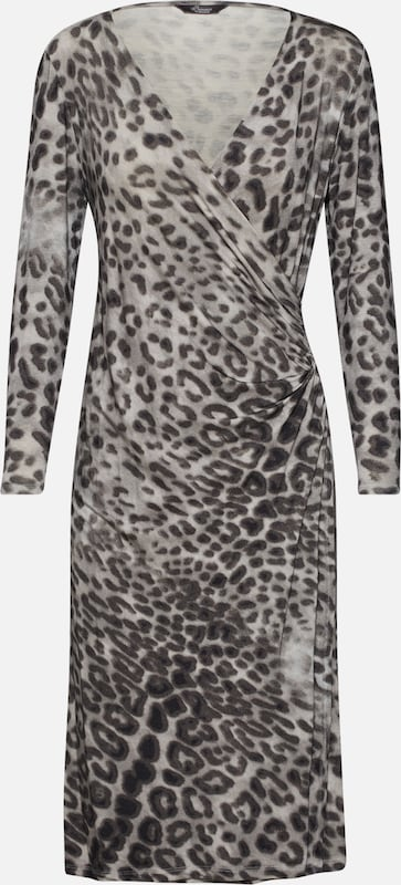 PRINCESS GOES HOLLYWOOD Kleid in dunkelgrau     schwarz  Mode neue Kleidung 03ae92