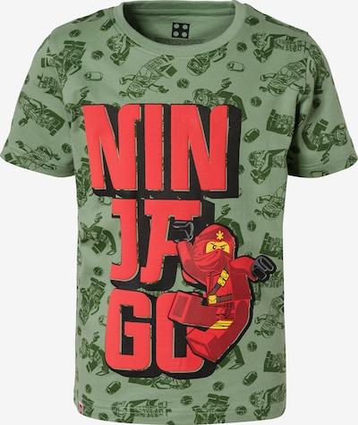 LEGO T-Shirt 'Ninjago' in grün, Produktansicht