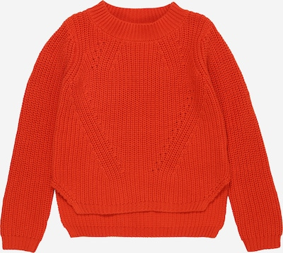 Molo Pullover in orange: Frontalansicht