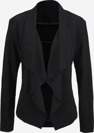 LASCANA Jacke in schwarz: Frontalansicht