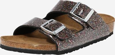 Pantofi deschiși 'Arizona' BIRKENSTOCK pe culori mixte / negru, Vizualizare produs