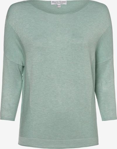 Marie Lund Pullover in grün, Produktansicht