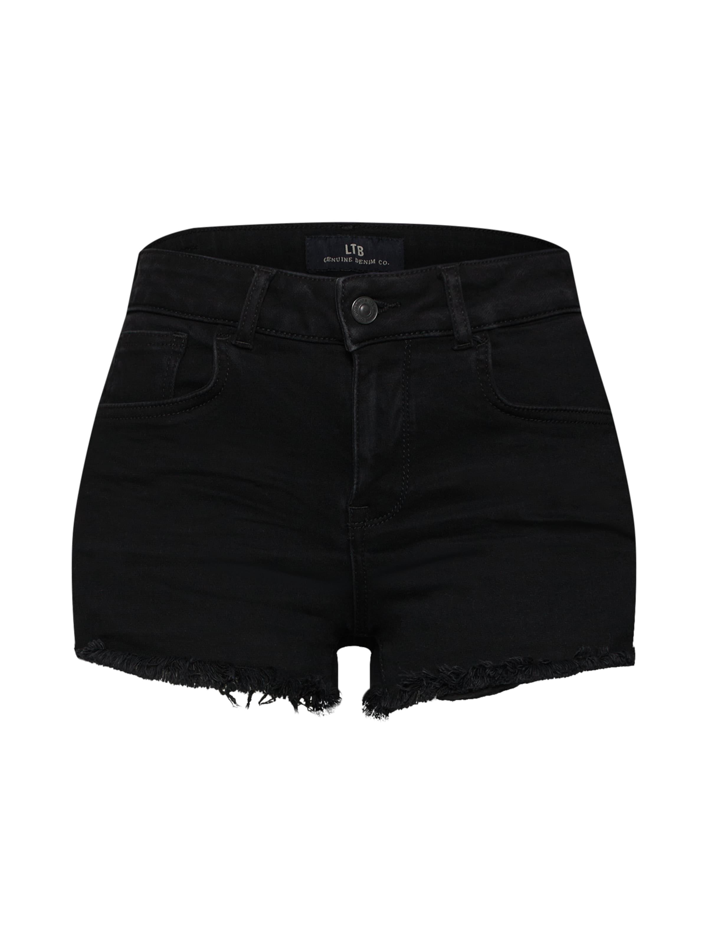 Denim Black Ltb Shorts 'pamela' In xBdCoer