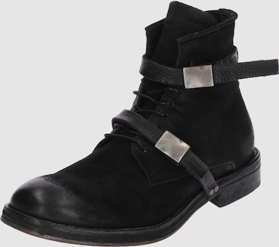 A.S.98 Boots 'THOR' in Zwart