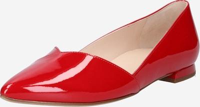 Högl Ballerinasko i rød, Produktvisning