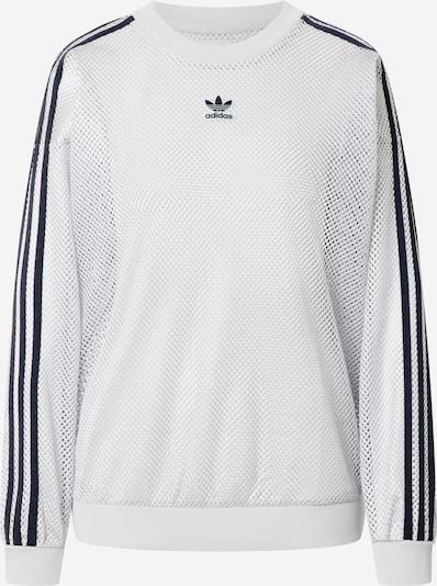 ADIDAS ORIGINALS Sweat-shirt en gris / noir, Vue avec produit