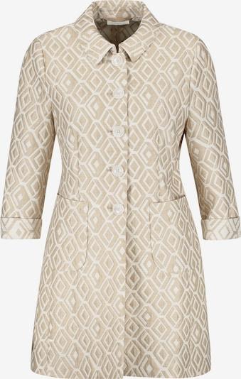 GERRY WEBER Blazer in beige / weiß, Produktansicht