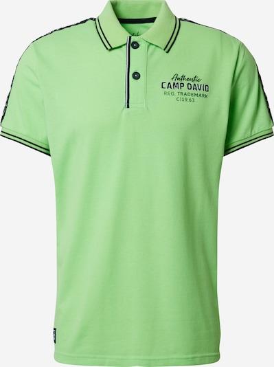 CAMP DAVID Koszulka w kolorze neonowa zieleńm FPD5zP71