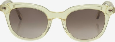 TOM TAILOR Wayfarer Sonnenbrille in gelb, Produktansicht