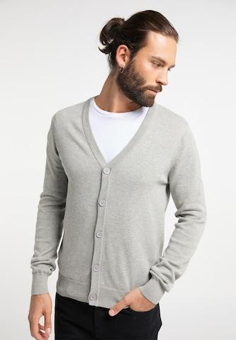 RAIDO Strickjacke in Grau