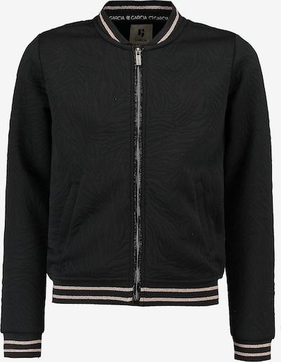 GARCIA Jacke in pastellpink / schwarz, Produktansicht