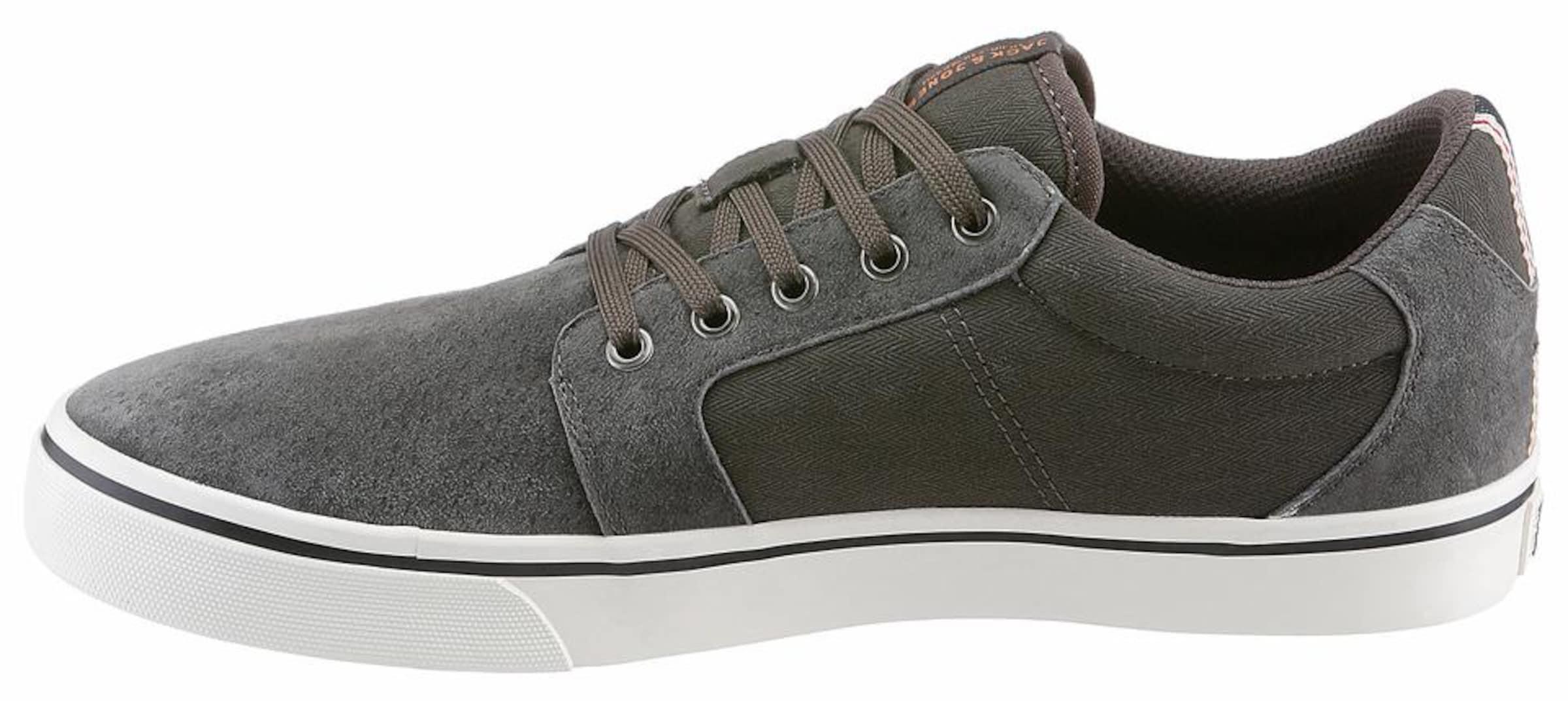'jfw Jones In Dunkelgrau Jackamp; Sneaker Dandy' uK1FJTlc3