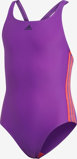 ADIDAS PERFORMANCE Badeanzug 'Fit Suit 3S' in lila / orange, Produktansicht