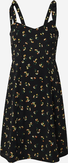 ABOUT YOU Poletna obleka 'Roxane' | mešane barve / črna barva, Prikaz izdelka