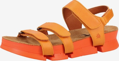 ART Sandalen in orange, Produktansicht