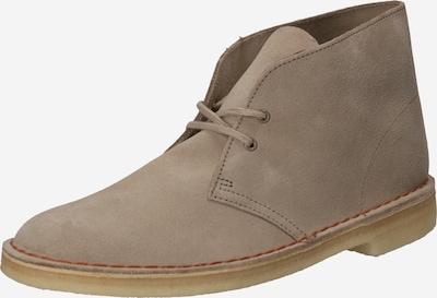 Clarks Originals Chukka Boots in camel, Produktansicht