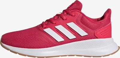 ADIDAS PERFORMANCE Sportschuh 'Runfalcon' in pink / weiß, Produktansicht