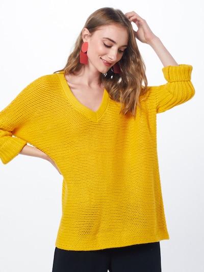 Megztinis 'VERA' iš Noisy may , spalva - geltona / aukso geltonumo spalva: Vaizdas iš priekio
