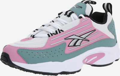 Reebok Classic Sneaker in mint / rosa, Produktansicht