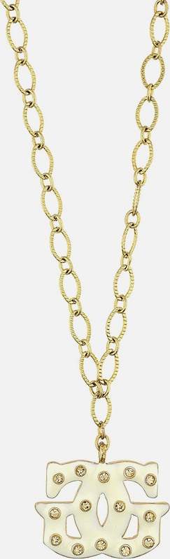GUESS Halskette Goldfarben