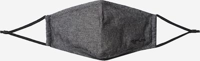 OPUS Stoffen mondkapje in de kleur Zwart, Productweergave