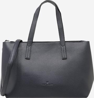TOM TAILOR Handbag 'Marla' in Blue