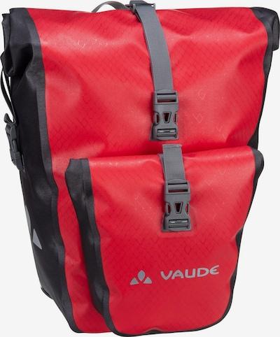 VAUDE Fahrradtasche 'Aqua Back Plus' in rot, Produktansicht