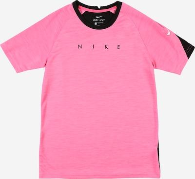 NIKE Funkční tričko 'Academy' - pink / černá / bílá, Produkt