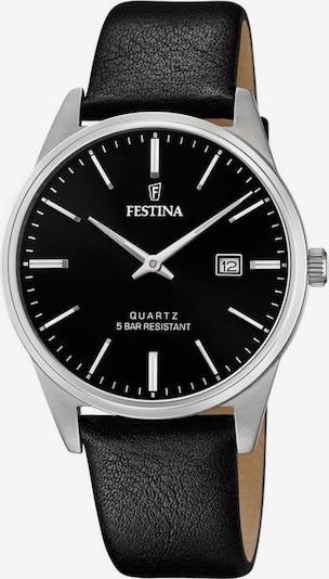 FESTINA Uhr 'F20512/4' in schwarz, Produktansicht