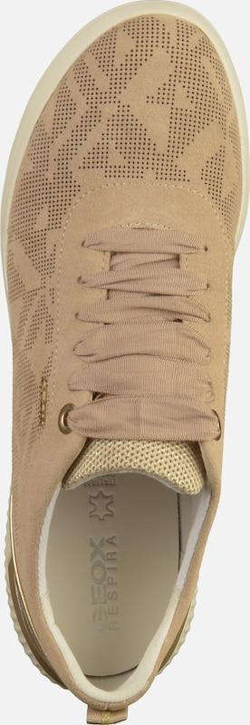 GEOX Sneaker in Gold GreigeÜBER DICH