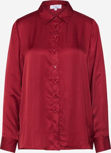 LeGer by Lena Gercke Blouse 'Charlene' in de kleur Rood, Productweergave