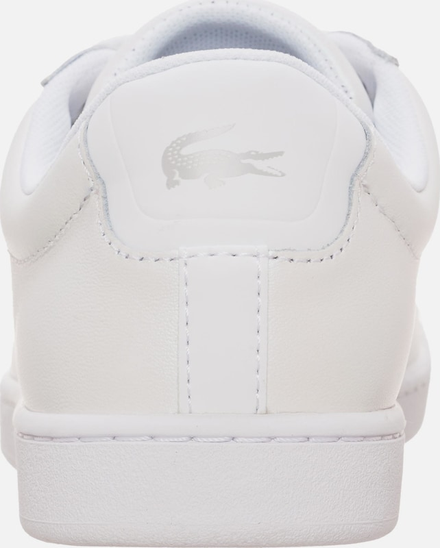Evo' Baskets Basses 'carnaby Blanc Lacoste En SUMpjzLqVG