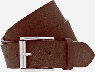 VANZETTI Gürtel in kastanienbraun, Produktansicht