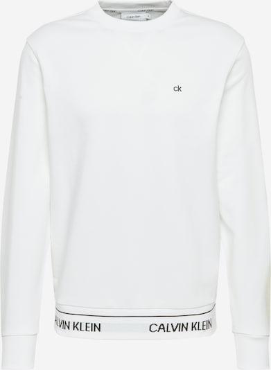 Calvin Klein Jaka ar kapuci pieejami balts, Preces skats