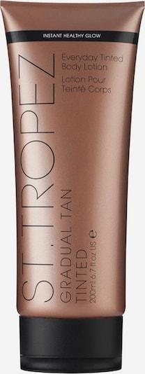 St.Tropez Selbstbräuner 'Gradual Tan Tinted' in braun / schwarz, Produktansicht