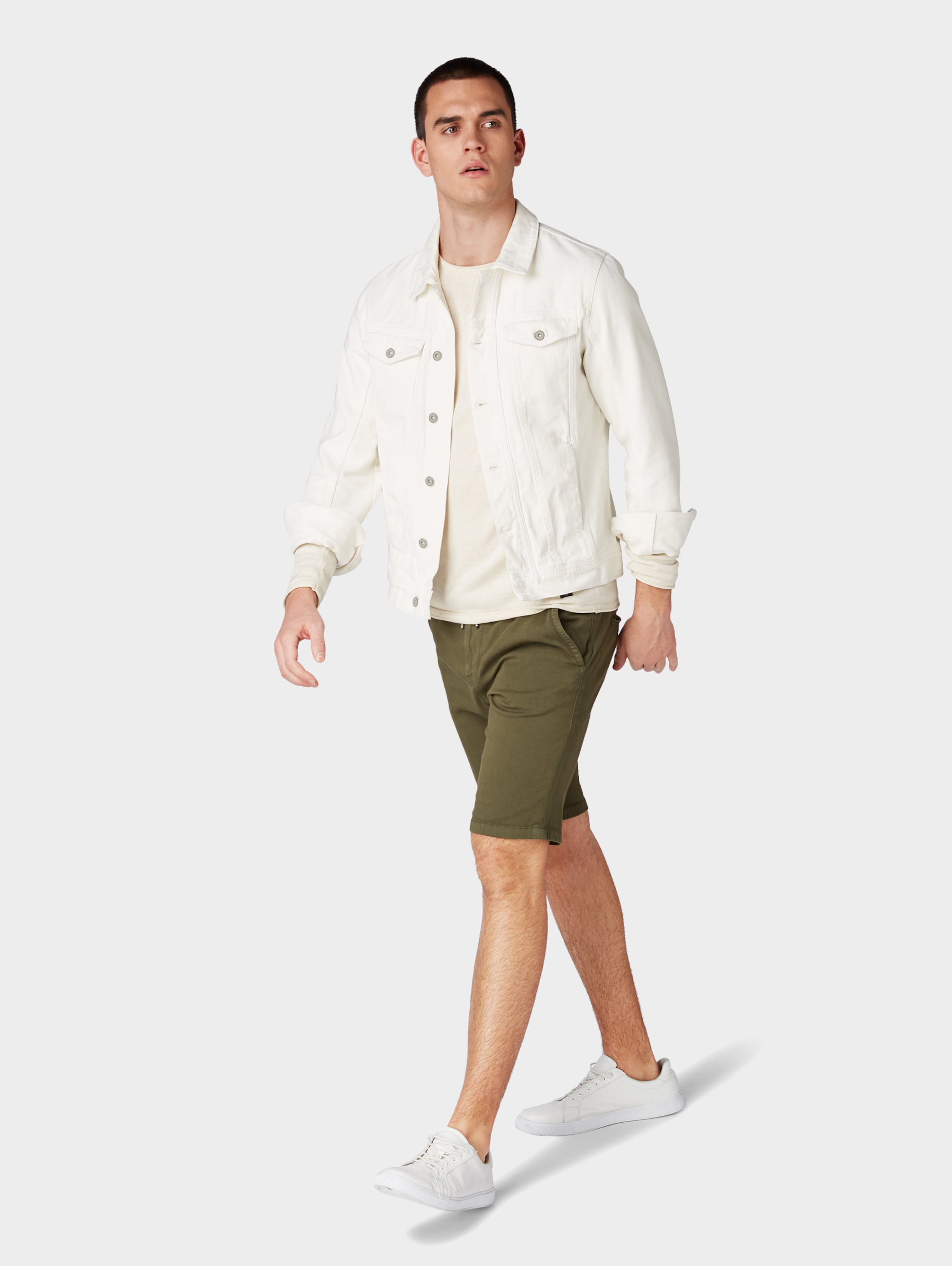 Chino Oliv Shorts Tailor In Tom Denim LqSVGMUzp