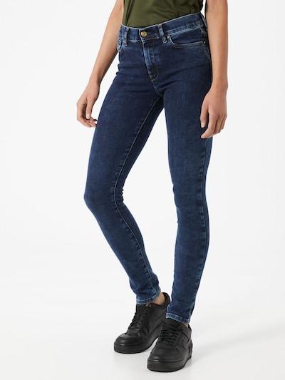 DIESEL Jeans 'D-Roisin' in blue denim, Modelansicht