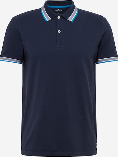 TOM TAILOR Poloshirt in kobaltblau, Produktansicht