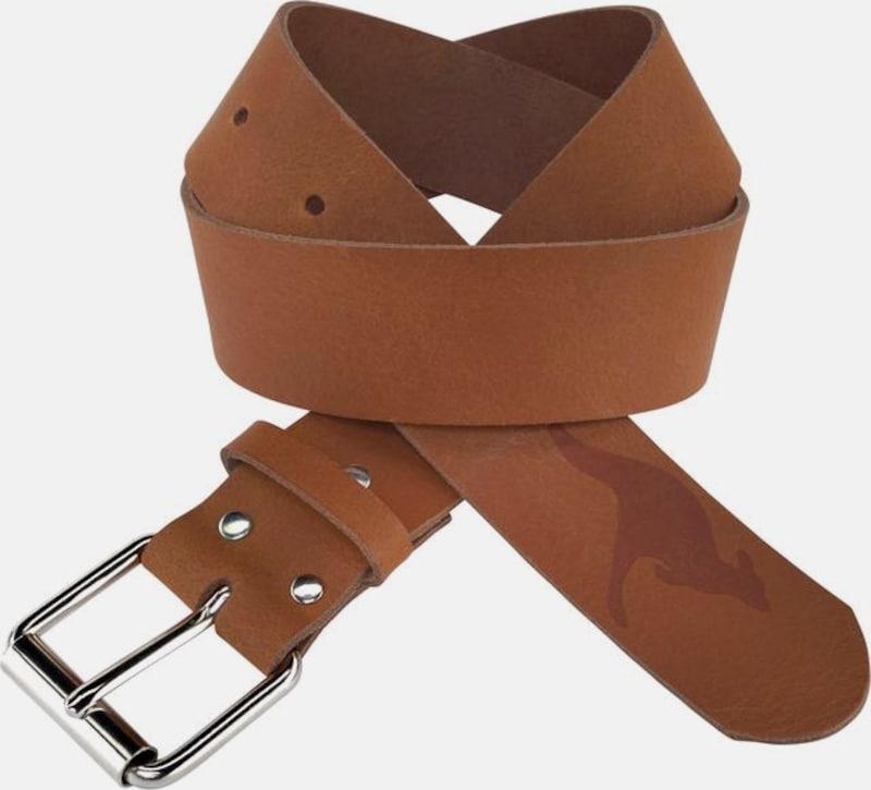 KangaROOS Ledergürtel