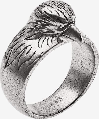 Emporio Armani Ring in silber, Produktansicht
