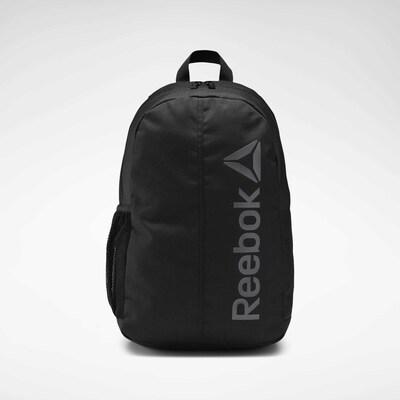 REEBOK Sportrucksack in schwarz, Produktansicht