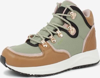 WODEN Boots ' Mille Waterproof Fifty ' in de kleur Gemengde kleuren, Productweergave