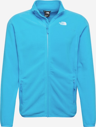 THE NORTH FACE Funktionele fleece-jas 'Glacier' in de kleur Lichtblauw, Productweergave