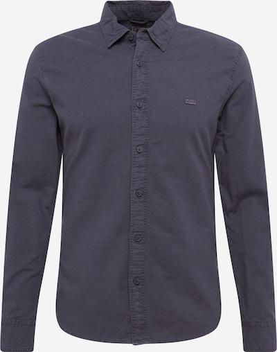 LEVI'S Hemd 'BATTERY' in dunkelgrau, Produktansicht