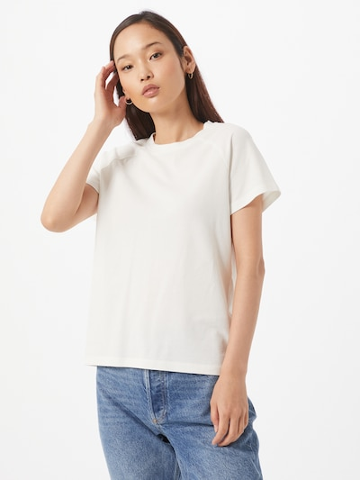 Marc O'Polo DENIM T-Shirt in weiß, Modelansicht
