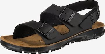 Sandales BIRKENSTOCK en noir