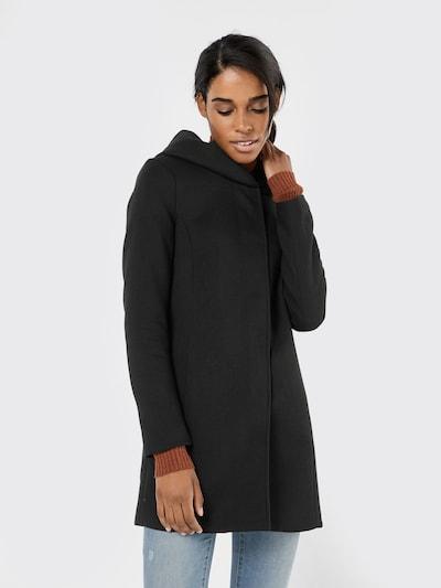 ONLY Prijelazni kaput 'SEDONA' u crna, Prikaz modela