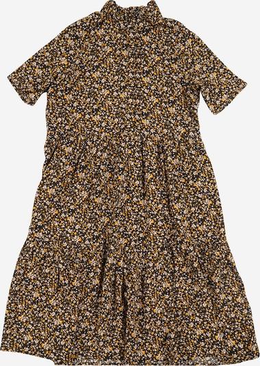 NAME IT Obleka 'FANEZZA' | rumena / črna barva, Prikaz izdelka