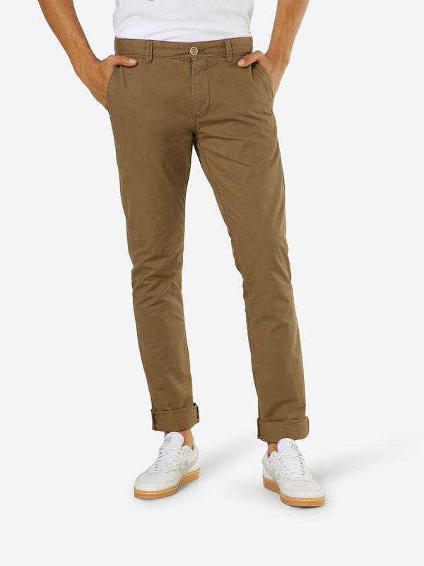Esprit Pantalon Redline Chino' Chino 'f En Marron gYf76ybv