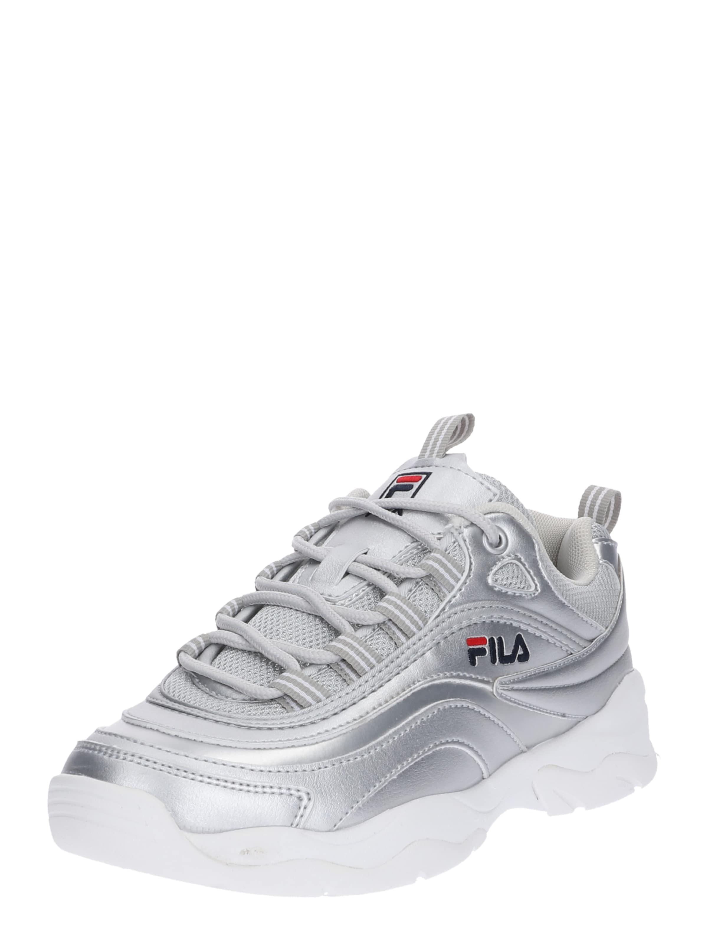 In 'ray F' SilberWeiß Sneaker Fila DH2YWIE9